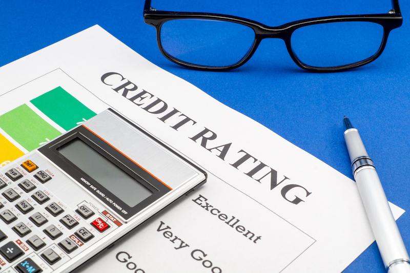 credit score healing